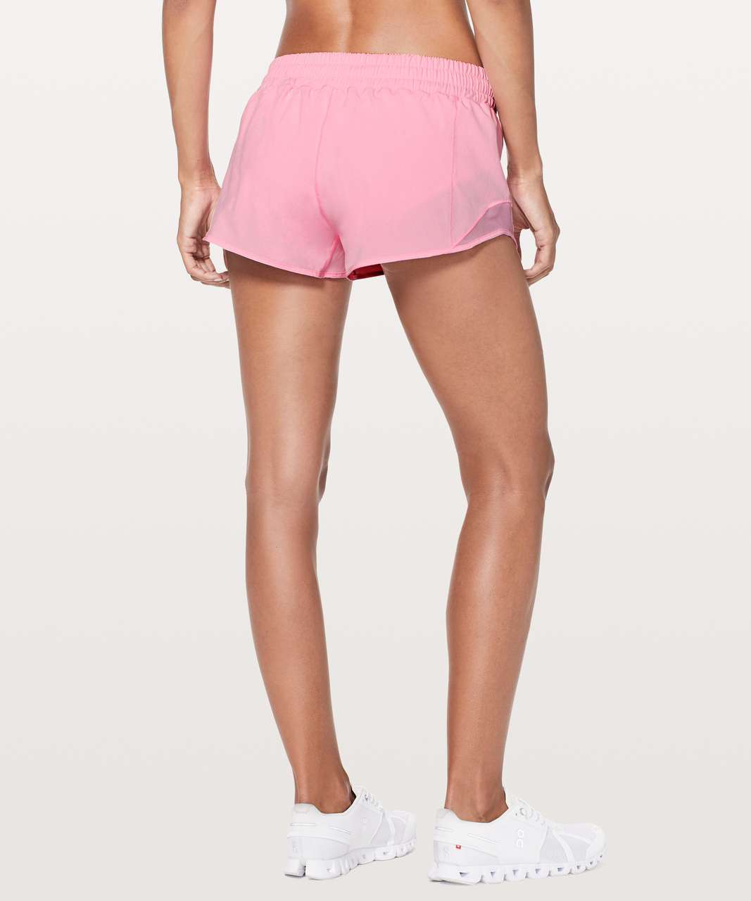 Lululemon Hotty Hot Short Ii 2 5 Miami Pink Lulu Fanatics