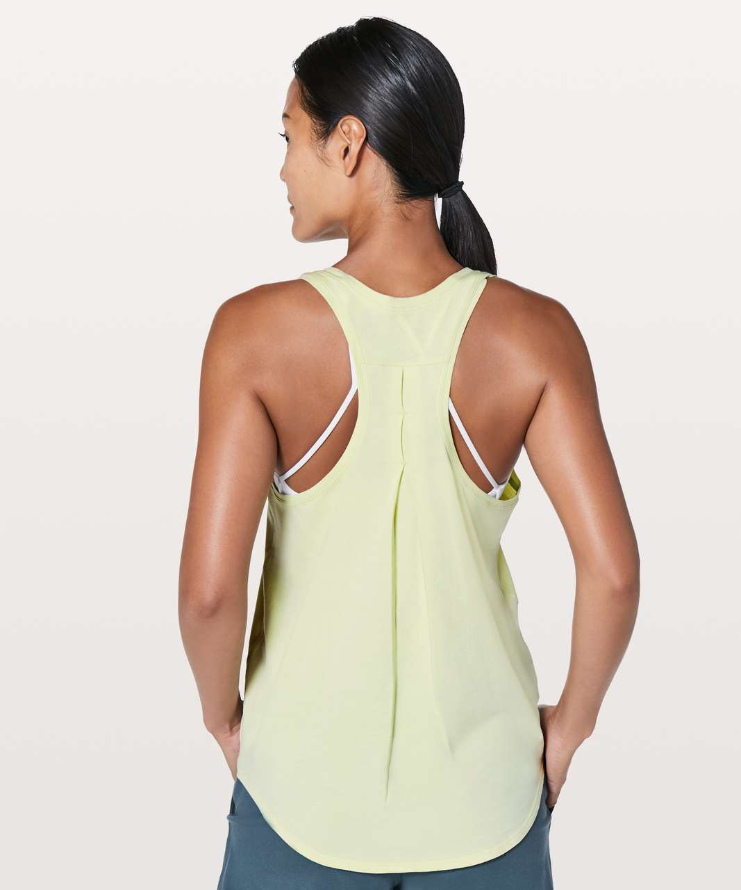 Lululemon Love Tank *Pleated - Dewy