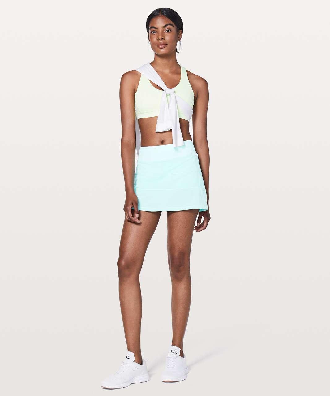 "Lululemon Pace Rival Skirt (Tall) *4-way Stretch 15"" - Aquamarine"