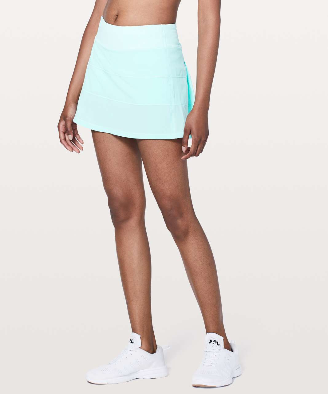 "Lululemon Pace Rival Skirt (Tall) *4-way Stretch 15"" - Aquamarine"