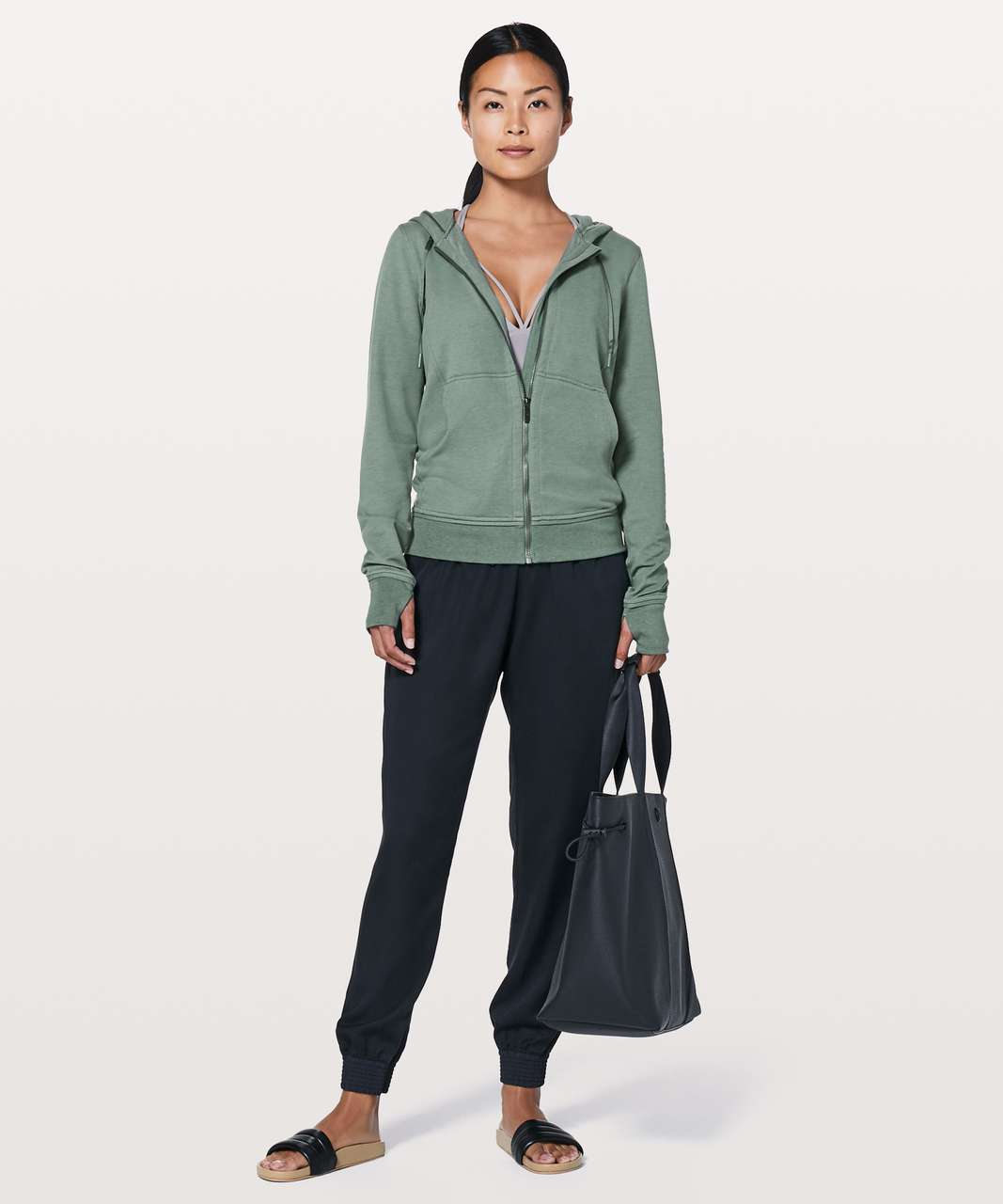 Lululemon Press Pause Jacket - Juniper