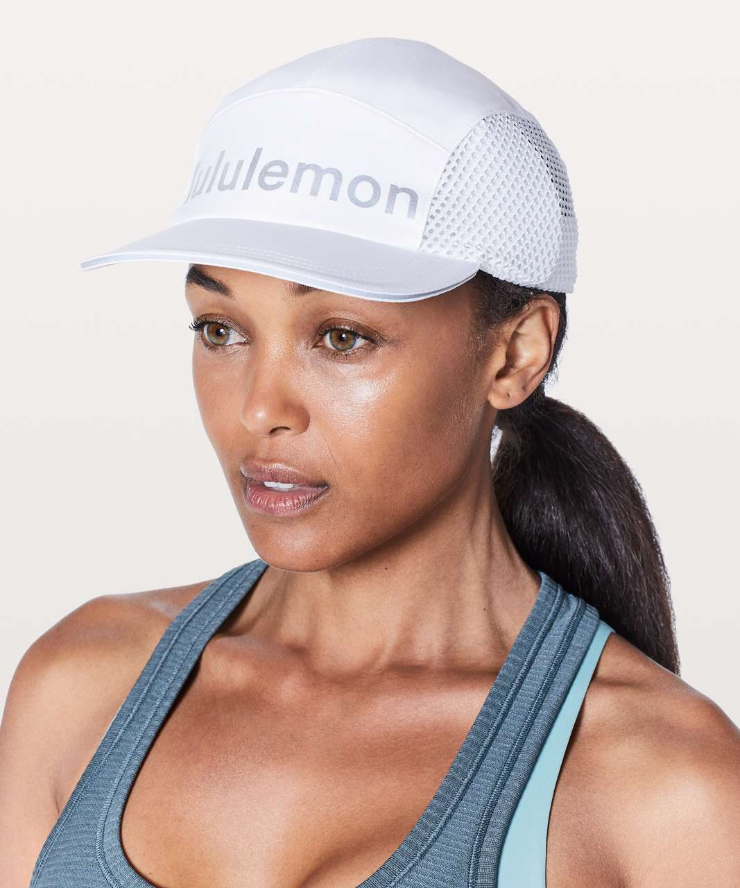 Lululemon Five Times Hat *Run - White