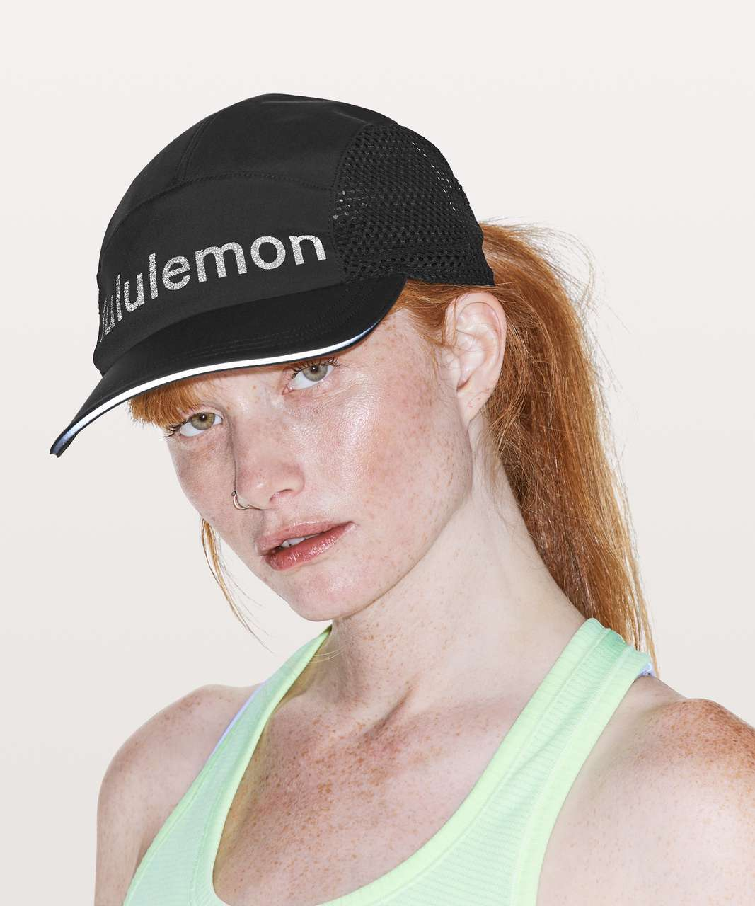 a16caf6b Lululemon Five Times Hat *Run - Black - lulu fanatics