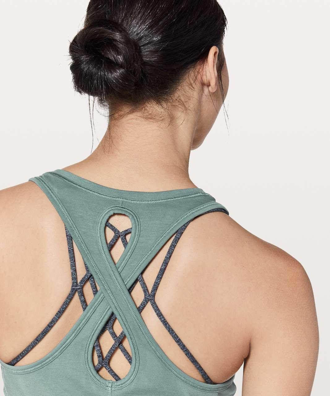 Lululemon Restore & Revitalize Dress - Juniper