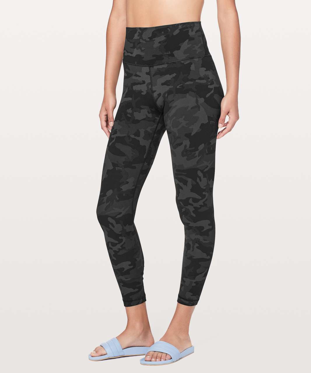 "Lululemon Align Pant II *25"" - Incognito Camo Multi Grey (First Release)"