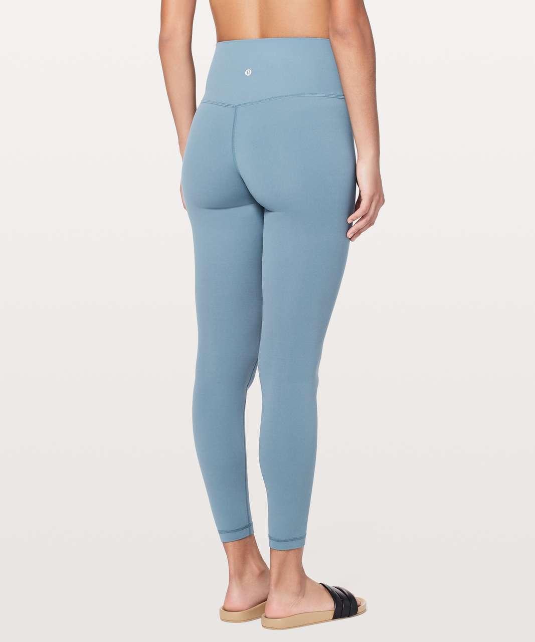 """Lululemon Align Pant *Full Length 28"""" - Slate Blue"""