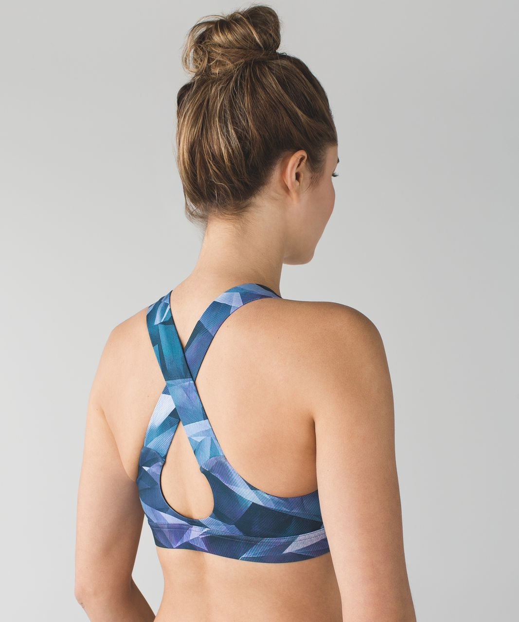 699b78a605 Lululemon All Sport Bra III - Pretty Prism Multi - lulu fanatics
