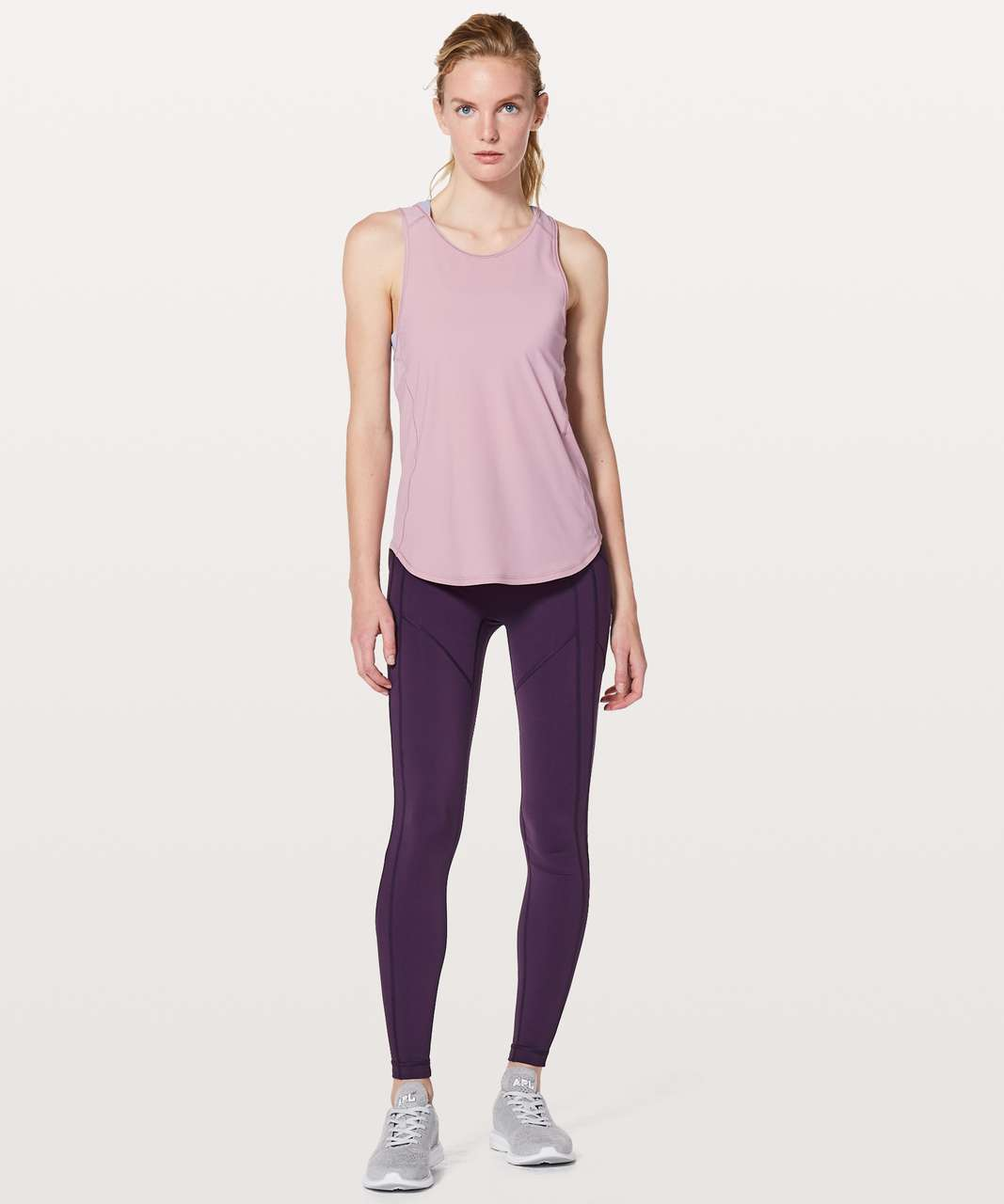 Lululemon Sculpt Tank II - Rose Blush