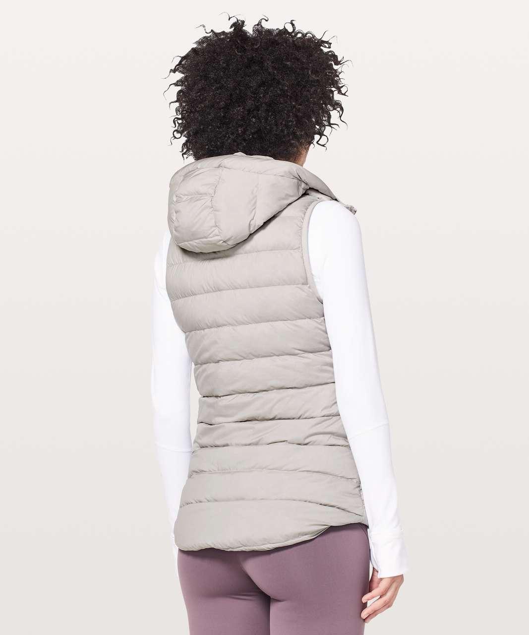 Lululemon Pack It Down Vest - Chrome