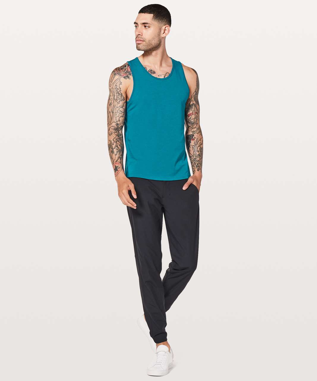 Lululemon 5 Year Basic Tank - Cyprus