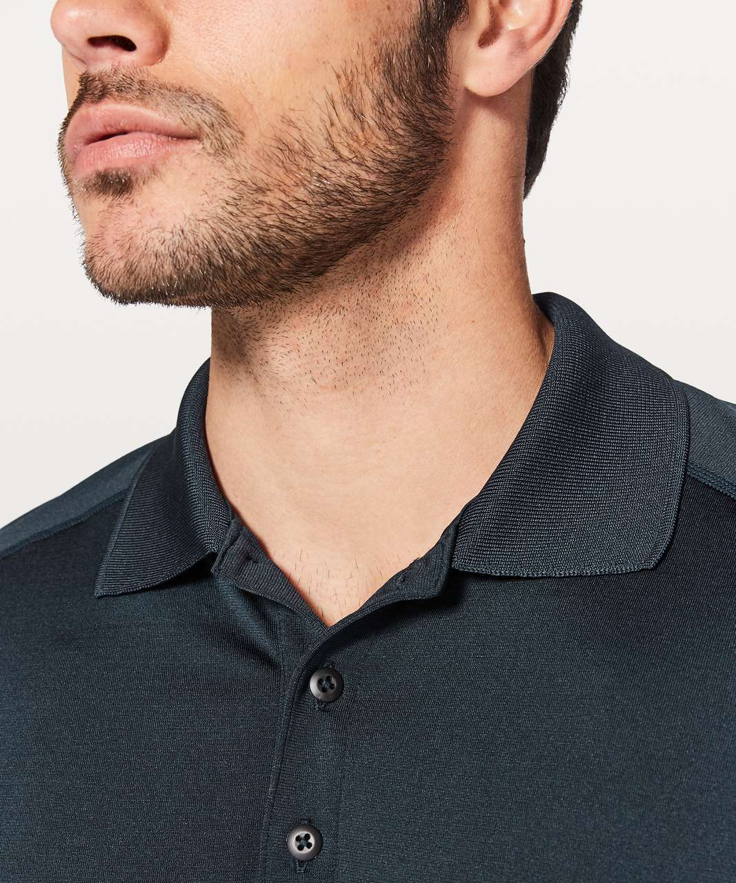Lululemon Metal Vent Tech Polo - Nautical Navy / Nautical Navy
