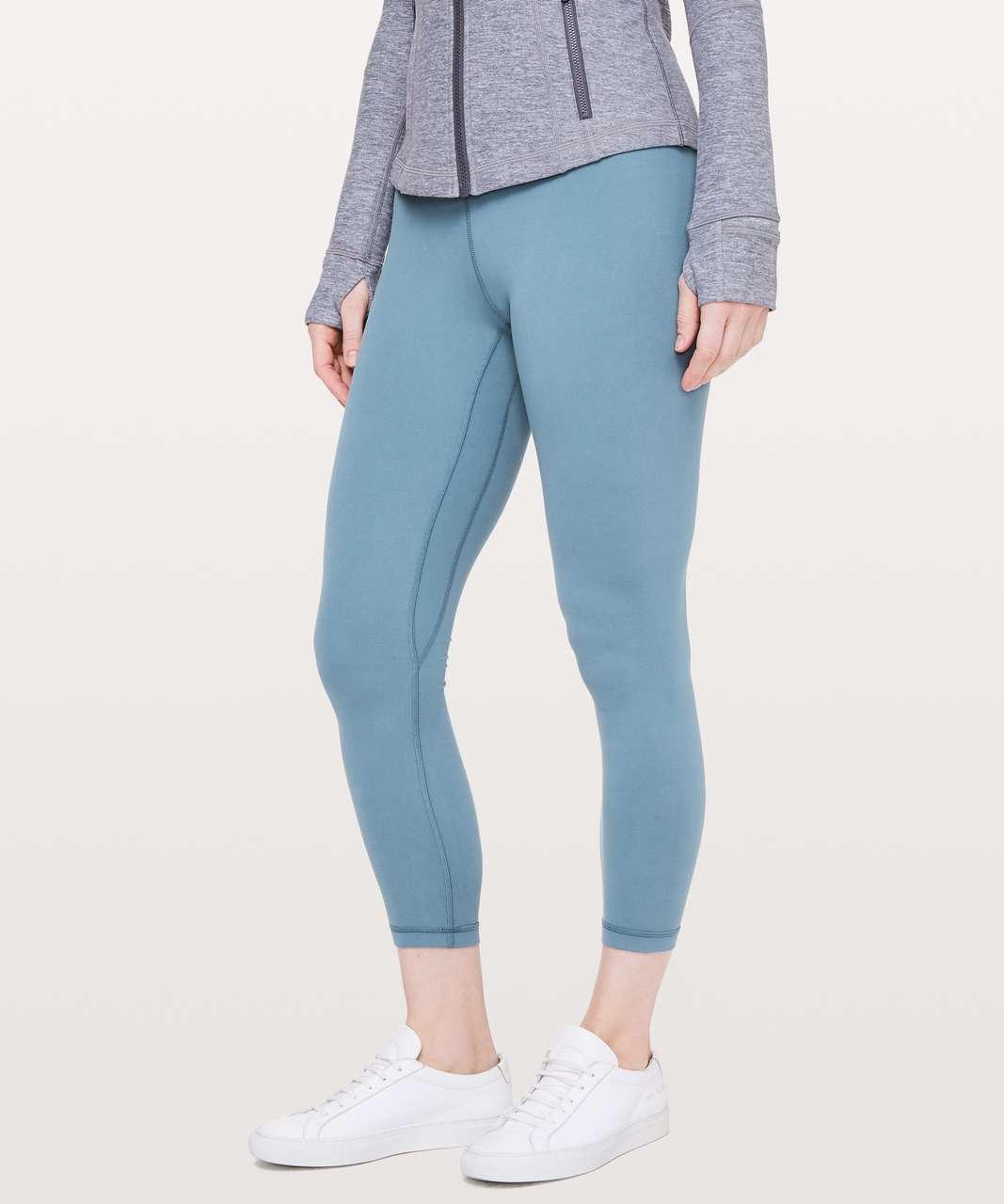 """Lululemon Align Pant II *25"""" - Slate Blue"""