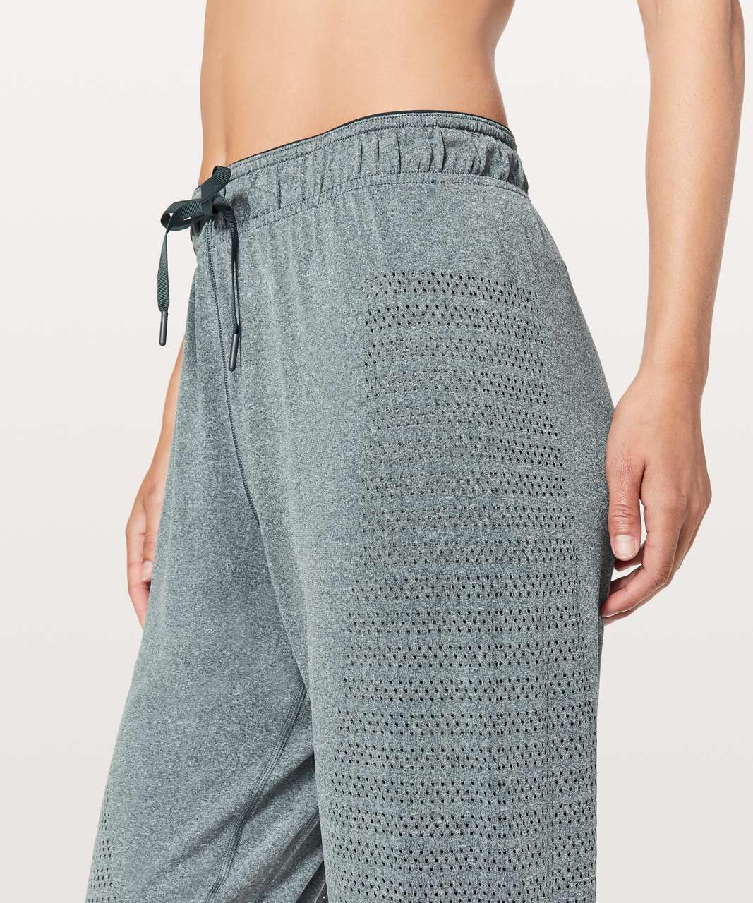 "Lululemon Breeze By Jogger *Squad 27"" - Gravity / White"
