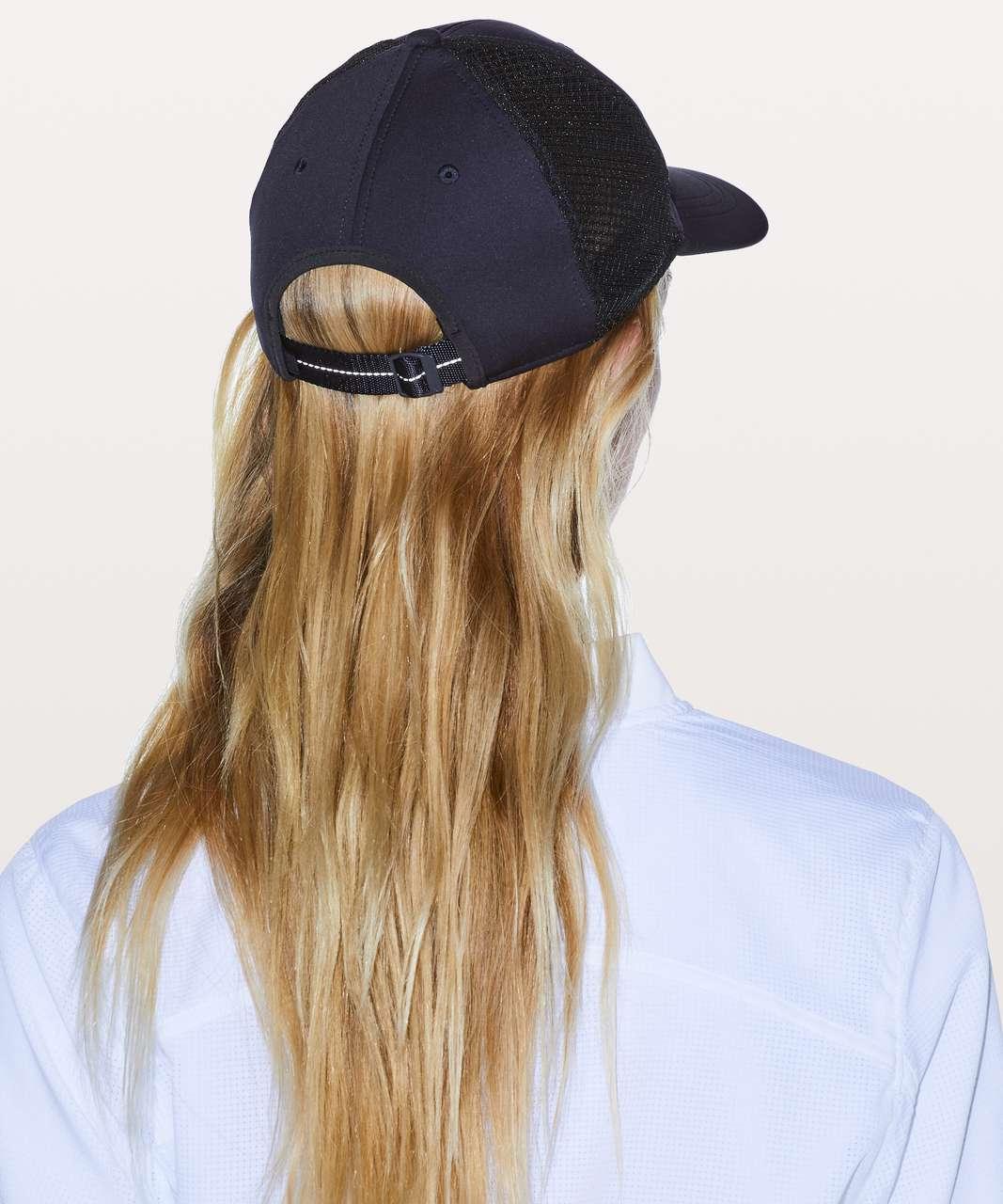 Lululemon Baller Hat *Meshed Up - Midnight Navy / Black