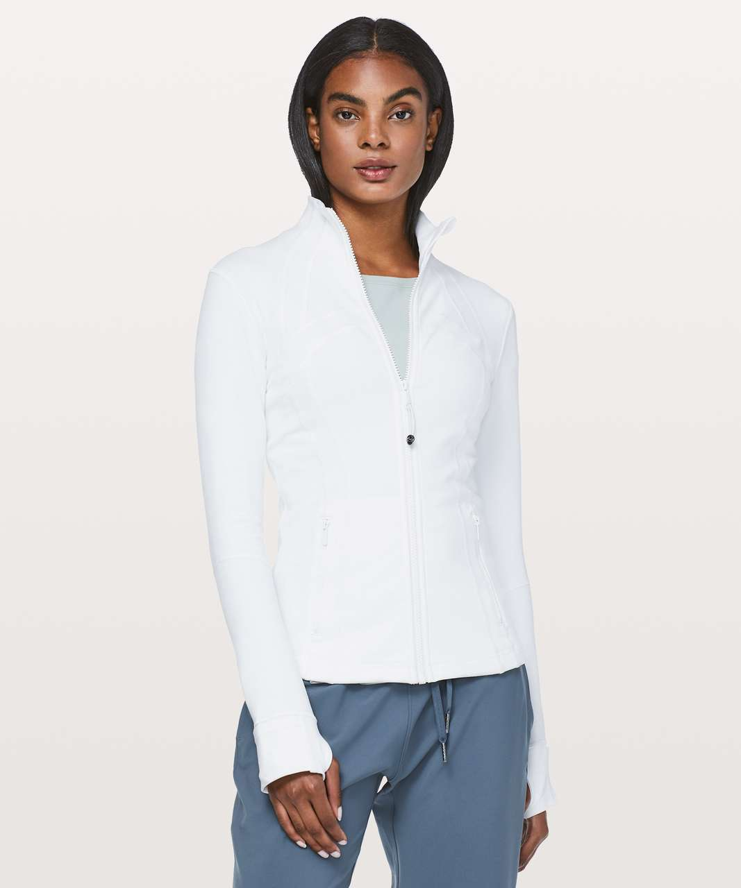 Lululemon Define Jacket - White