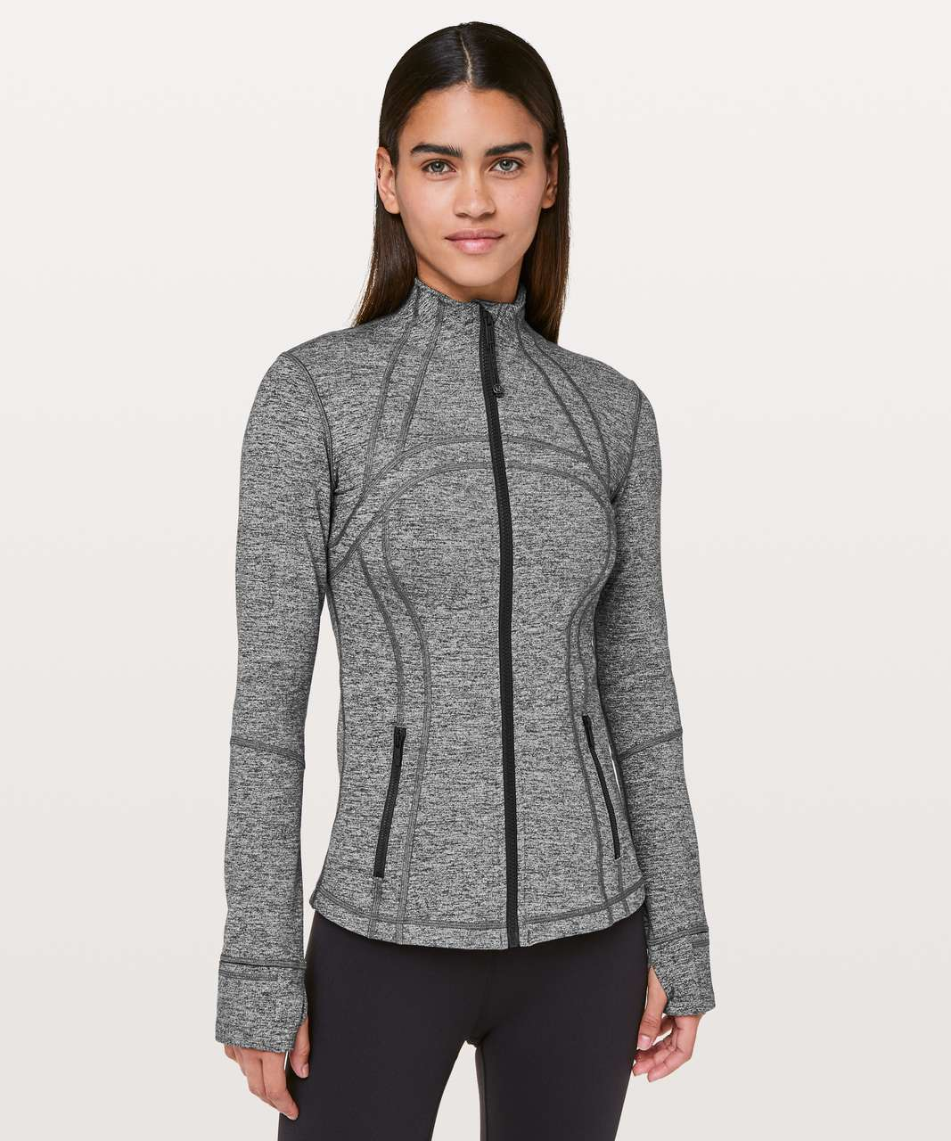Lululemon Define Jacket - Heathered Black
