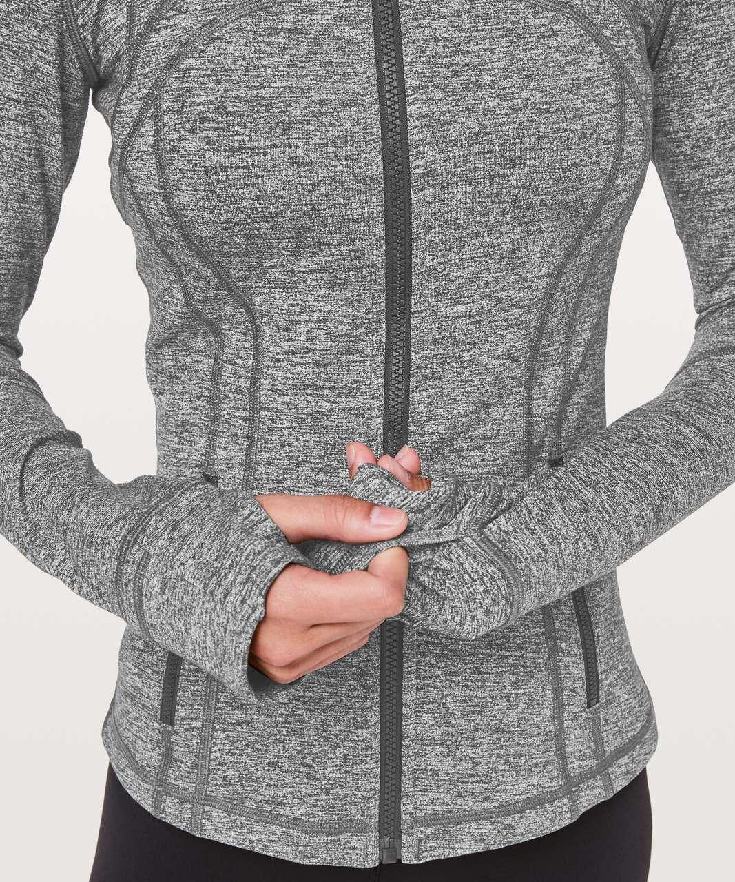 Lululemon Define Jacket - Heathered Black