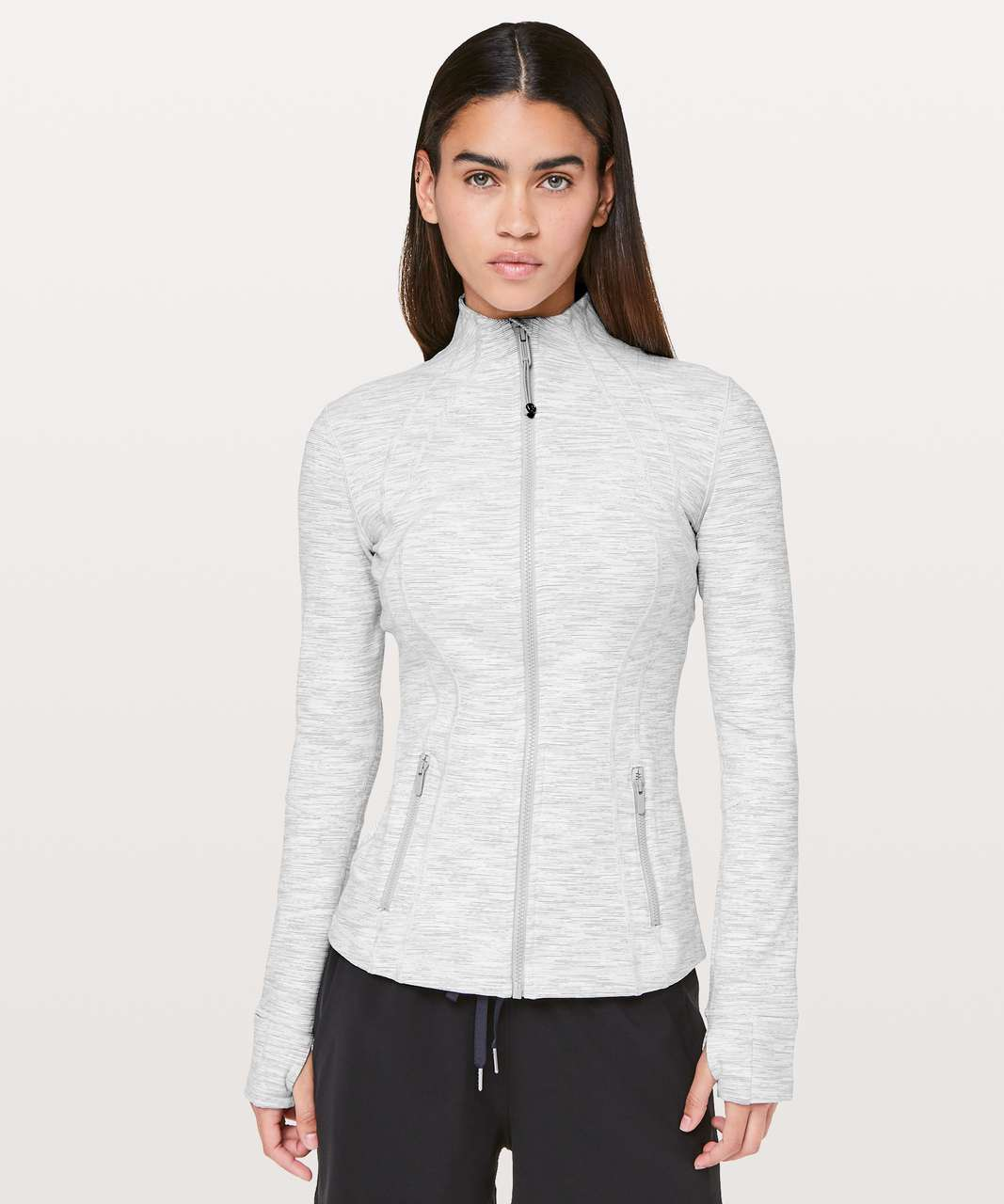 Lululemon Define Jacket - Wee Are From Space Nimbus Battleship