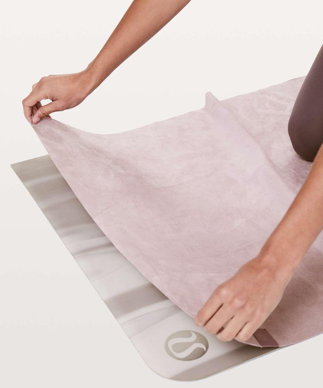 Lululemon The Towel - Smoky Blush