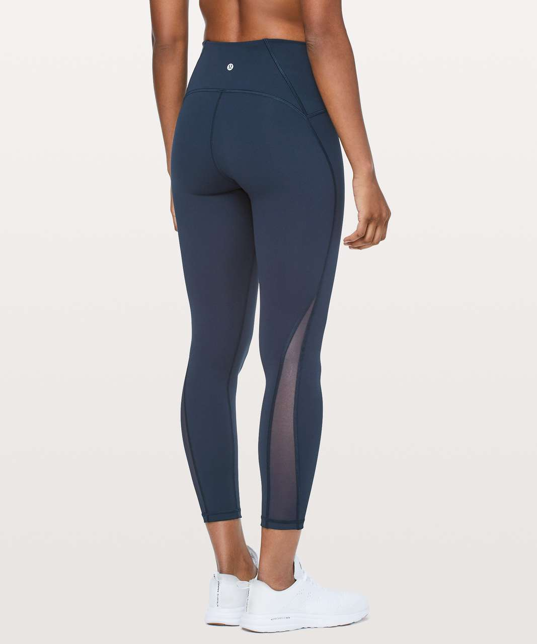 "Lululemon Train Times 7/8 Pant *25"" - True Navy"