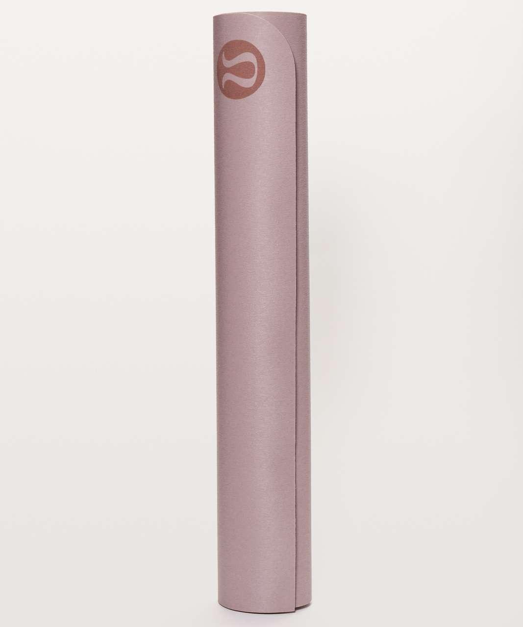 Lululemon Namastay Mat - Misty Mauve / Porcelain Pink