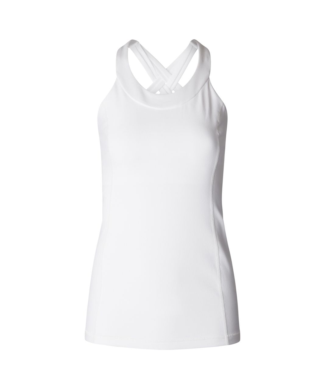 Lululemon Enhearten Tank - White