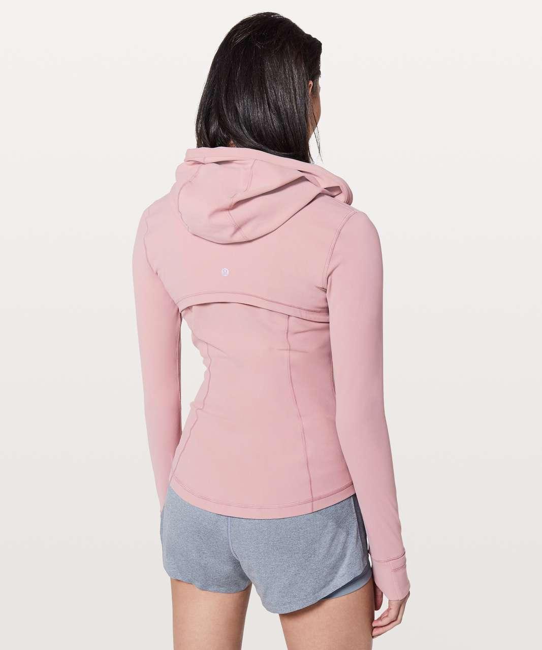 Lululemon Hooded Define Jacket *Nulu - Vintage Mauve