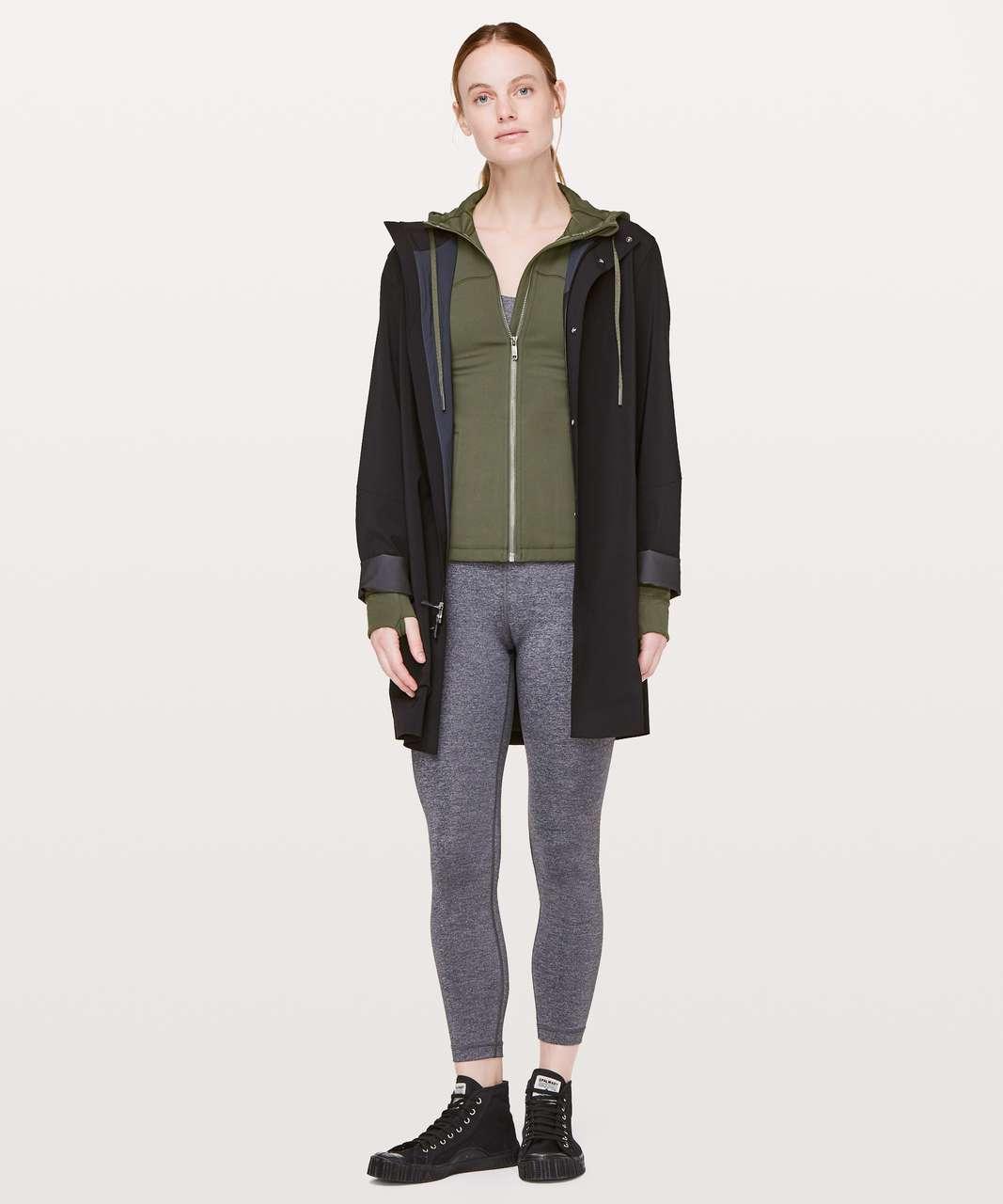 Lululemon Hooded Define Jacket *Nulu - Camo Green (First Release)