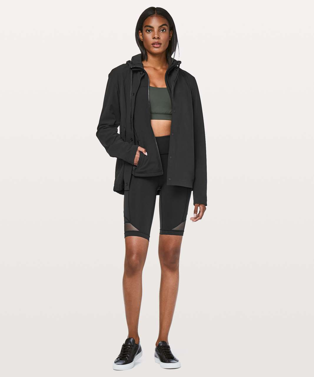 Lululemon Hooded Define Jacket *Nulu - Black (First Release)