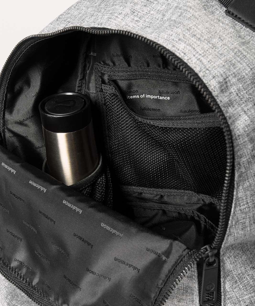 Lululemon City Adventurer Backpack II *17L - Heathered Black
