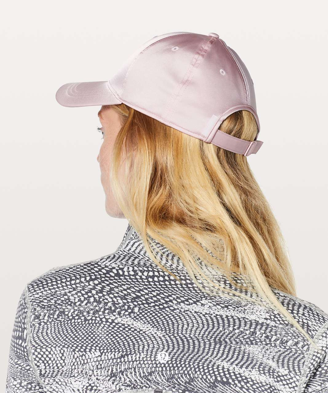 Lululemon Baller Hat *Satin - Misty Pink
