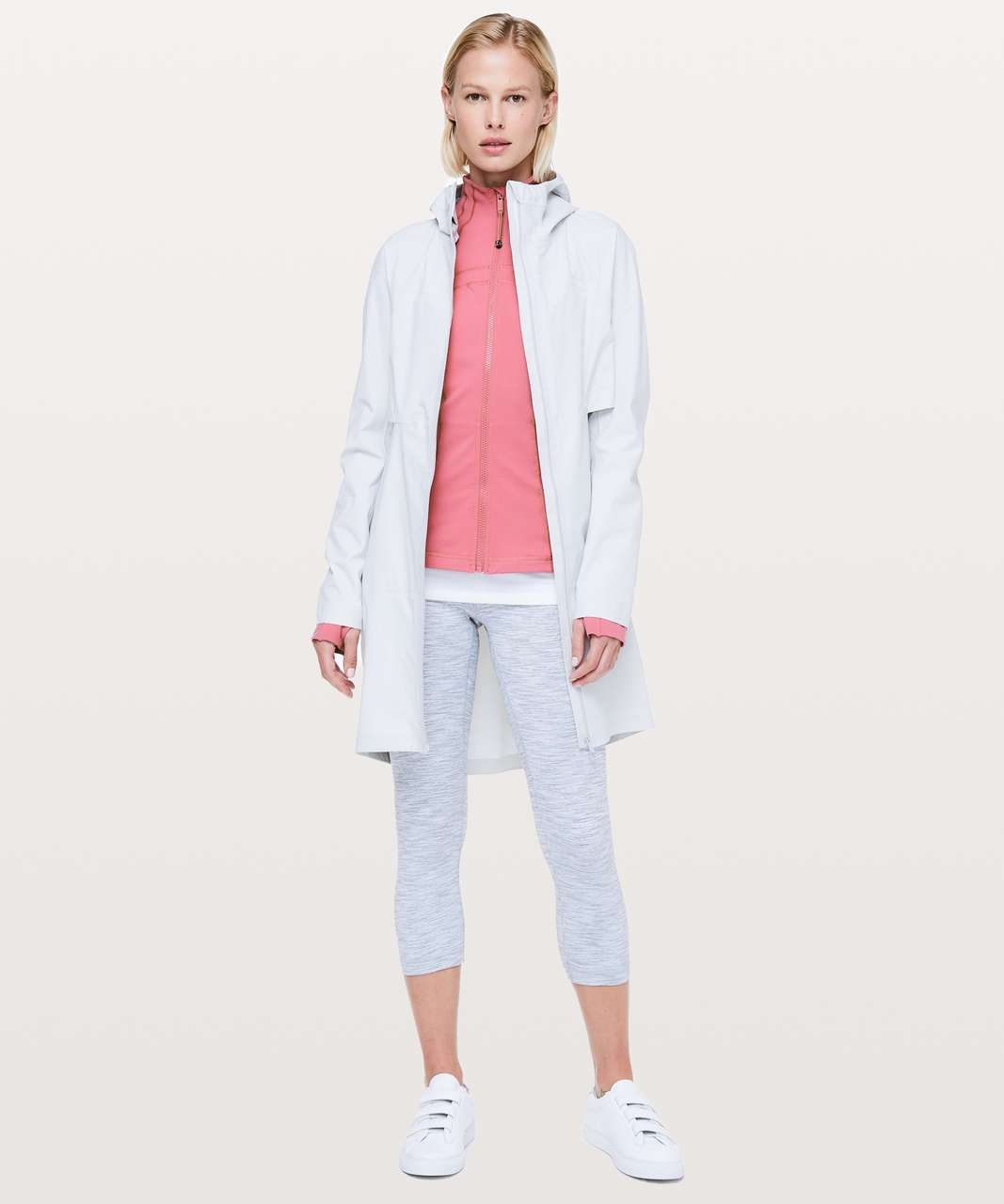 Lululemon Define Jacket - Cherry Tint