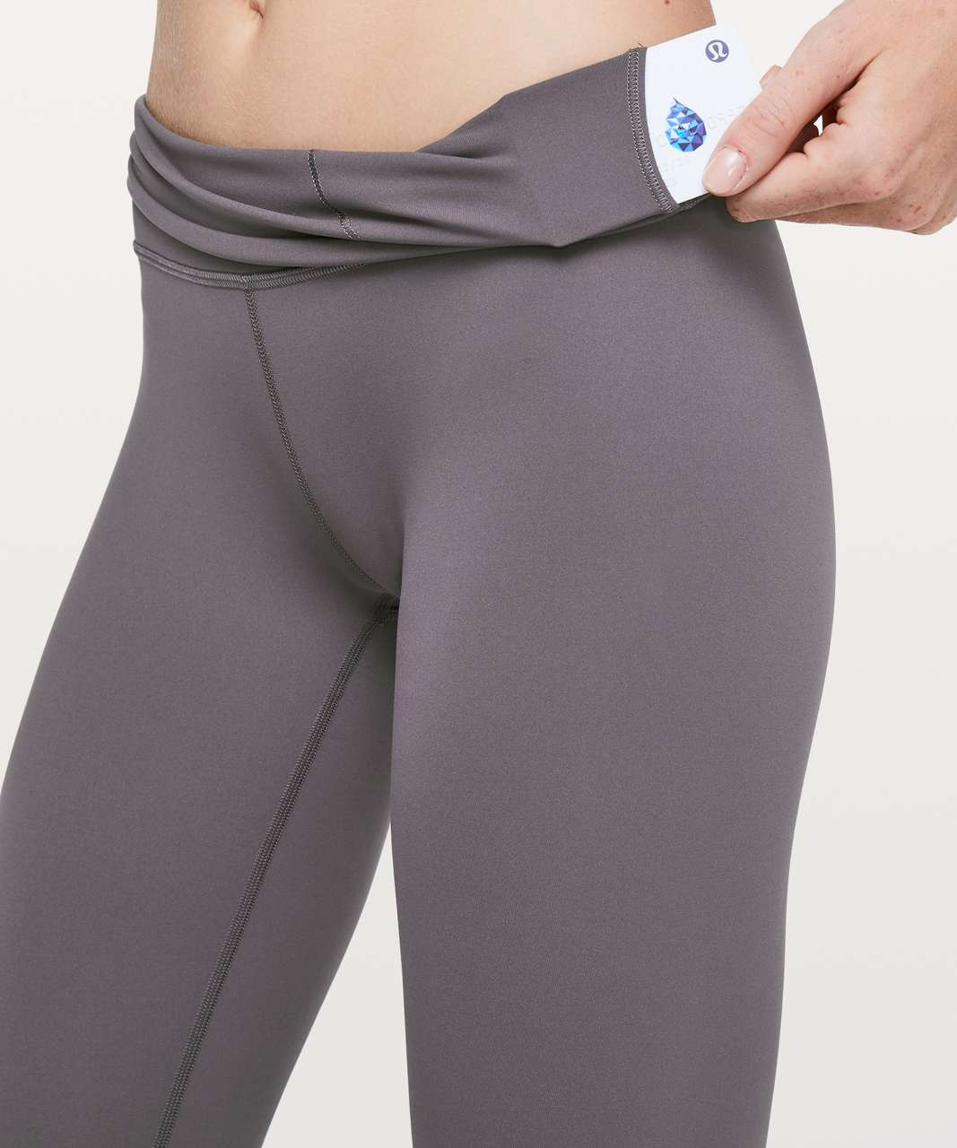 "Lululemon Wunder Under Hi-Rise Tight *Full-On Luxtreme 28"" - Moonphase"