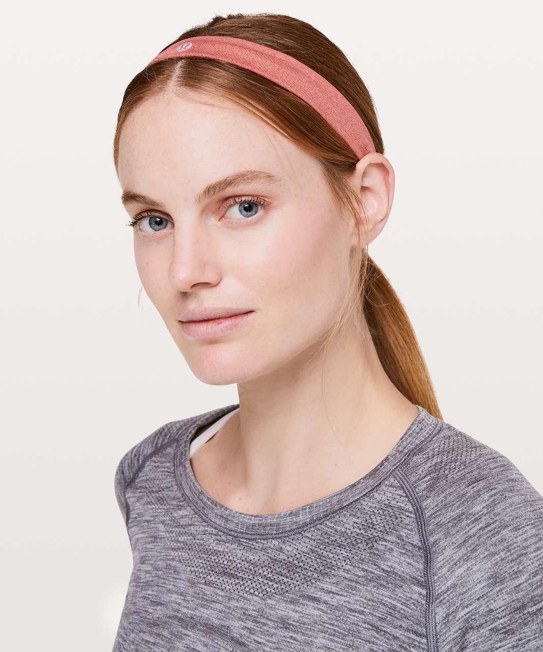 Lululemon Cardio Cross Trainer Headband - Aries / White