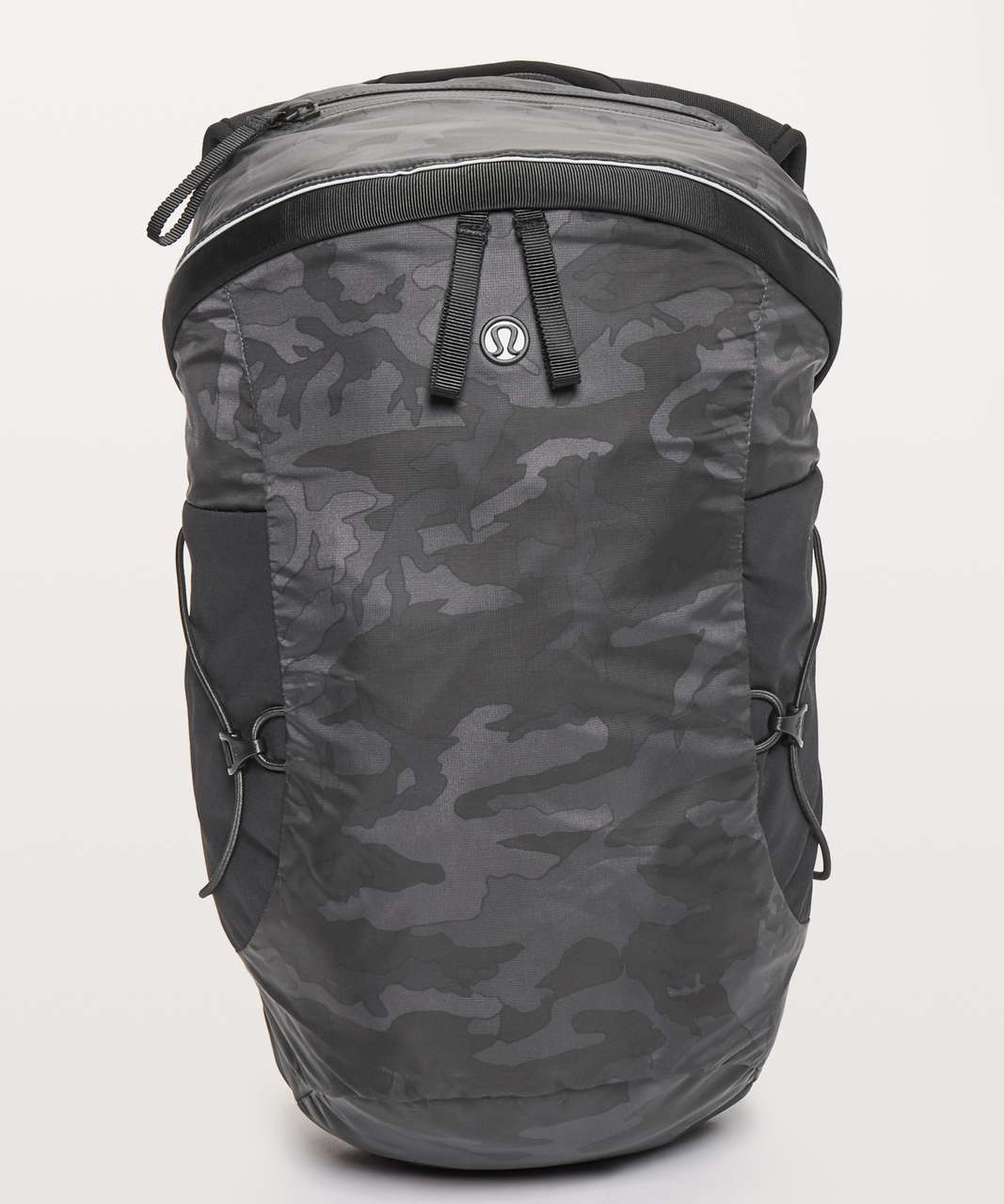 Lululemon Run All Day Backpack II *13L - Incognito Camo Multi Grey / Black