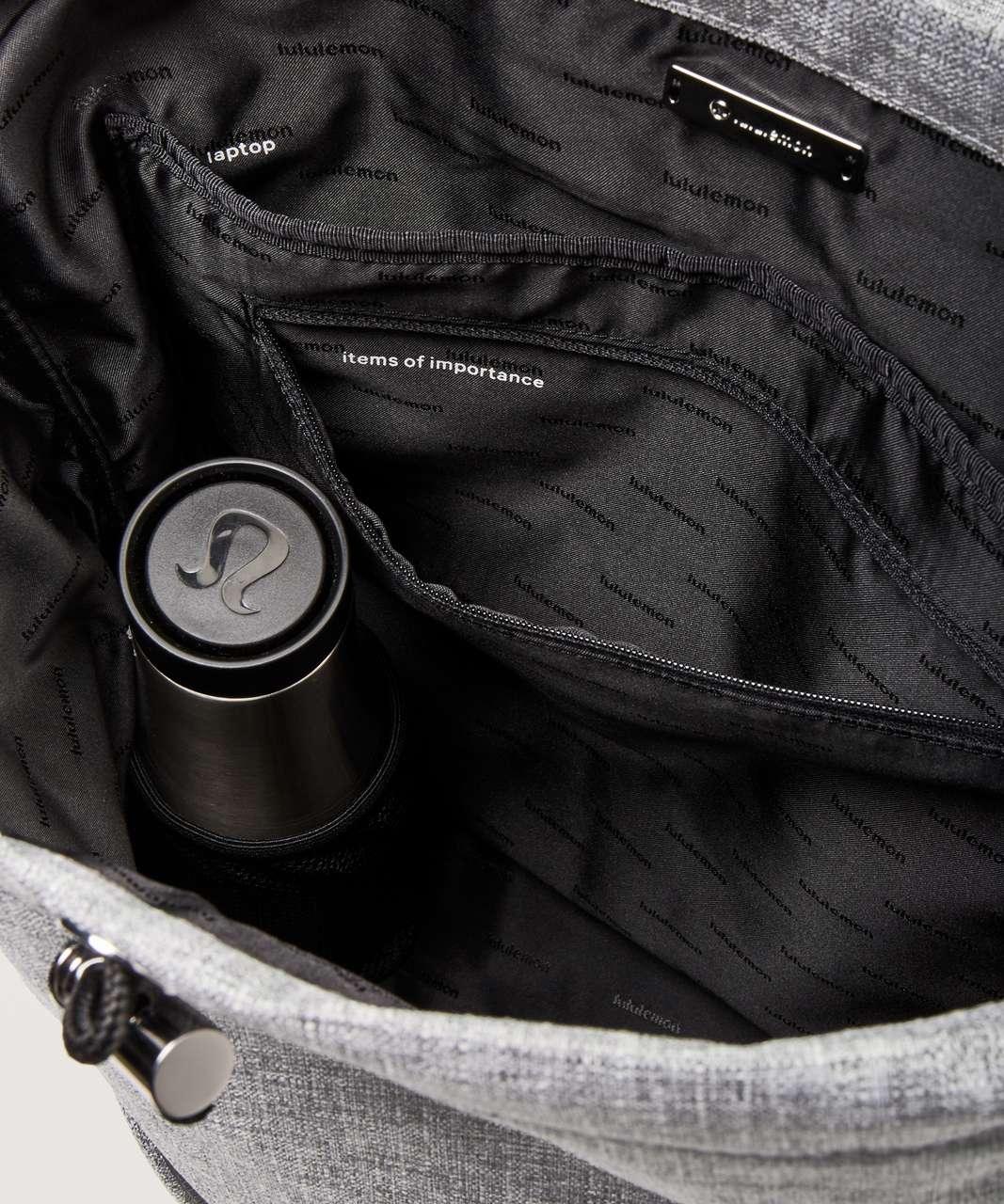 Lululemon Carry Onward Rucksack *12L - Heathered Black