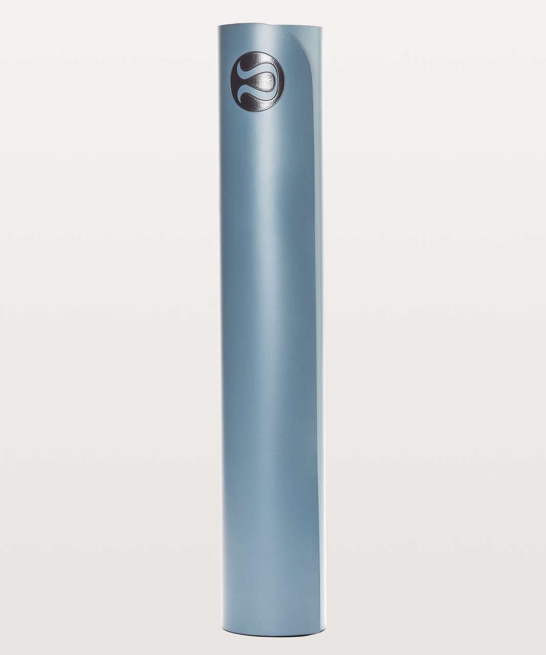 Lululemon The Reversible Mat 5mm - Slate Blue / Cloud Blue