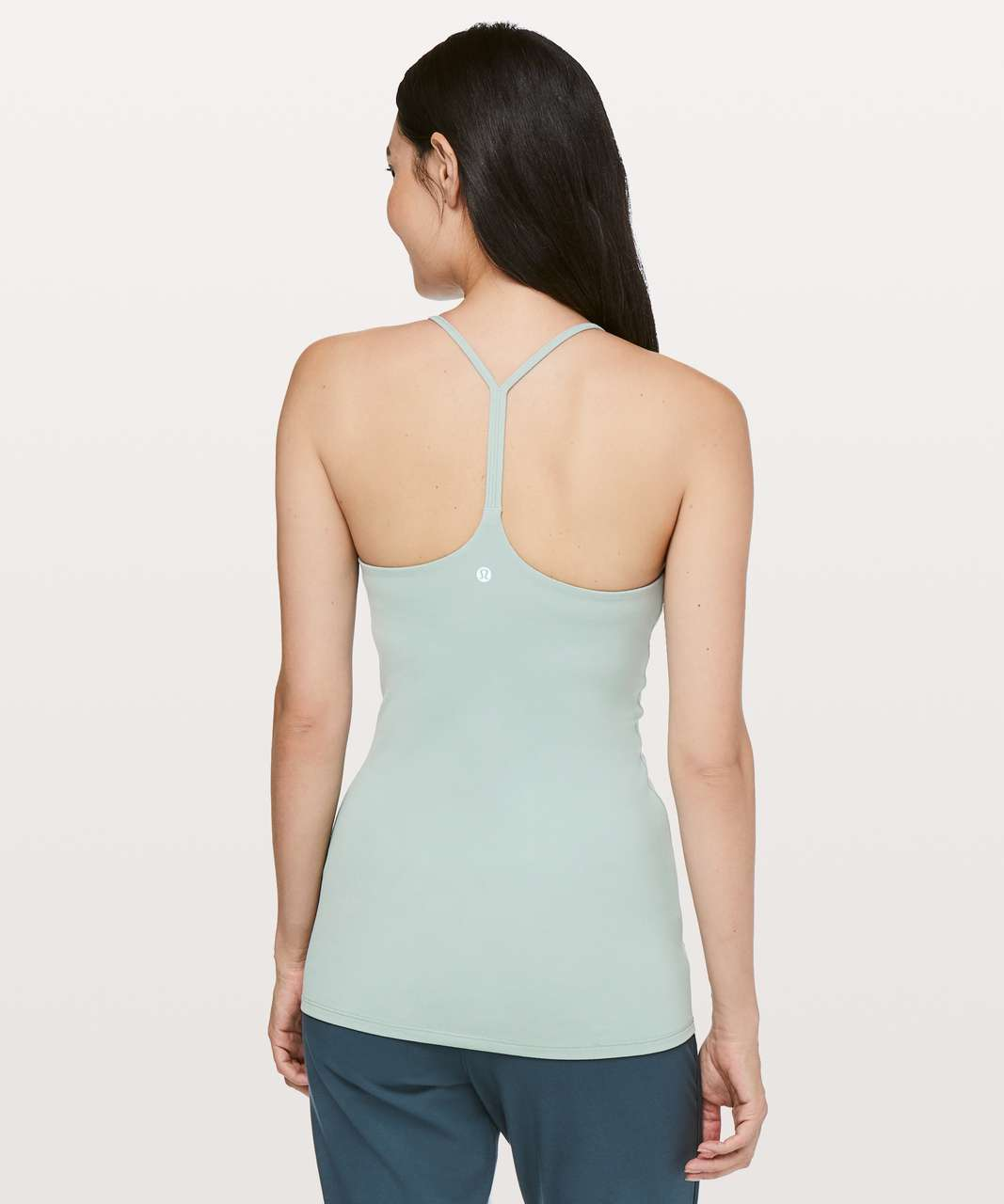 Lululemon Sun Setter Tank *Light Luon - Misty Moss