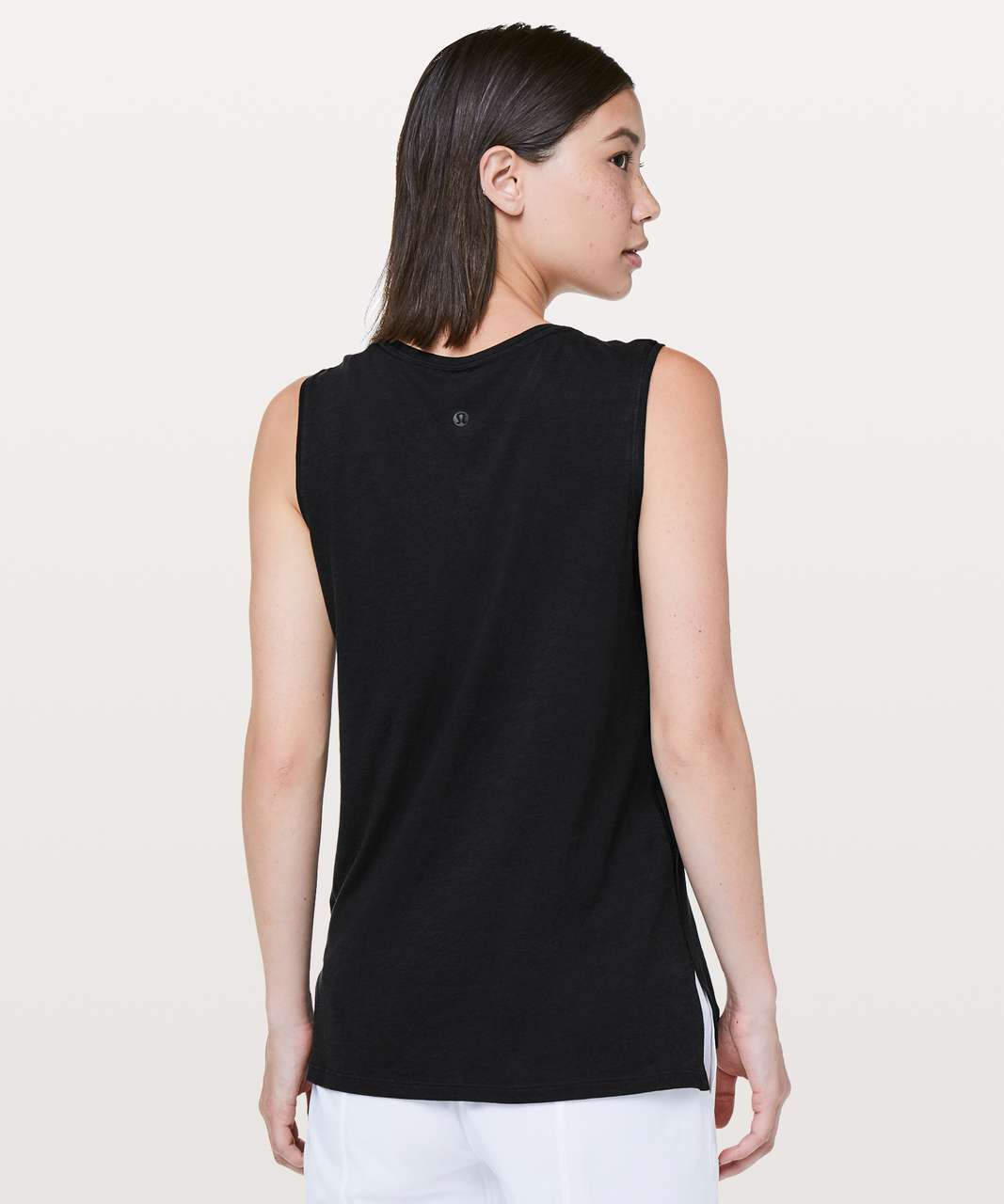 Lululemon Love Sleeveless Tank *Light - Black (First Release)