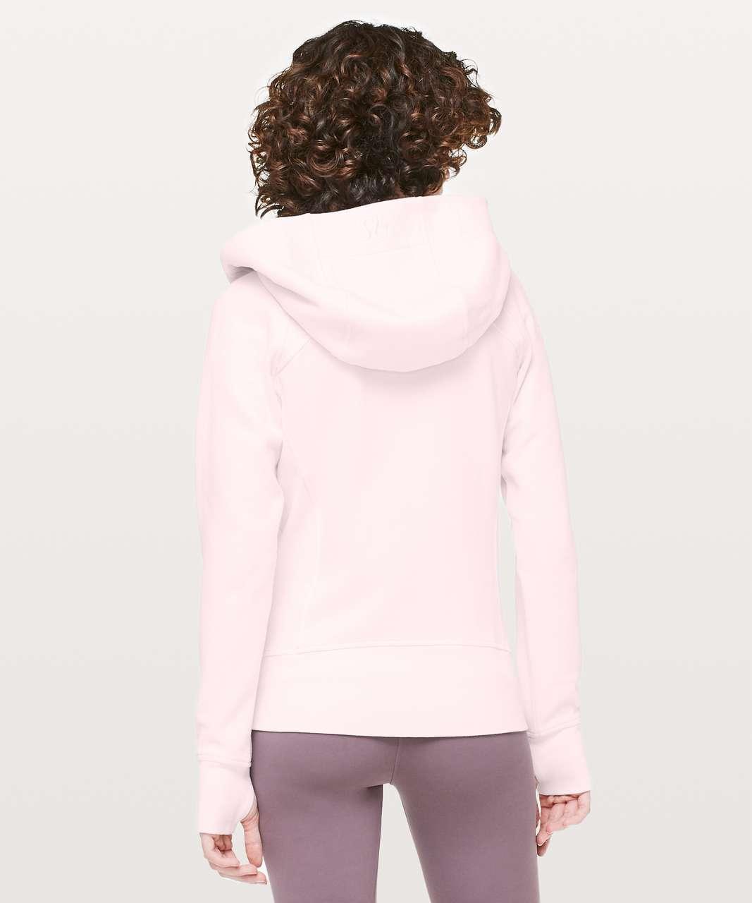 Lululemon Scuba Hoodie *Light Cotton Fleece - Flutterby Pink