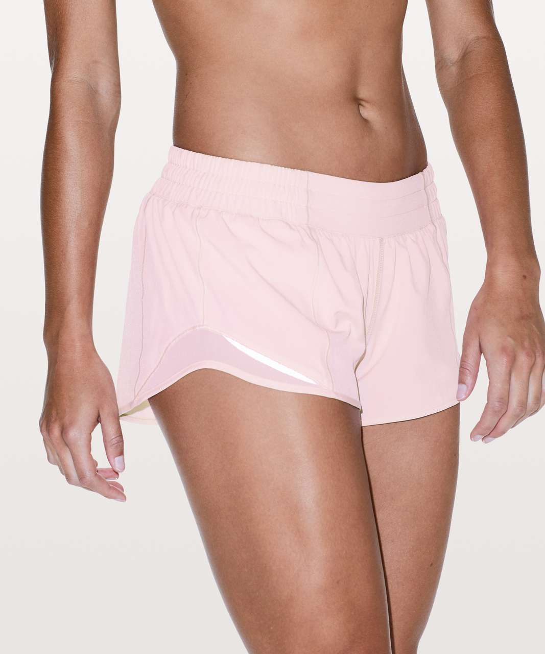"Lululemon Hotty Hot Short II *2.5"" - Dusty Pink"