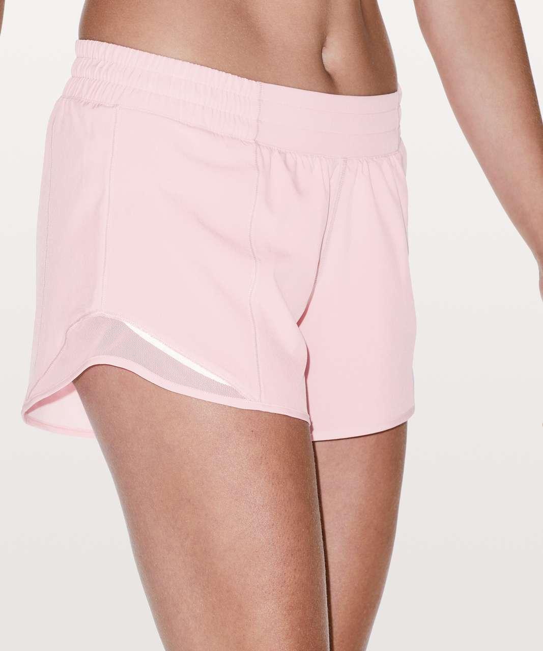 """Lululemon Hotty Hot Short II *Long 4"""" - Dusty Pink"""
