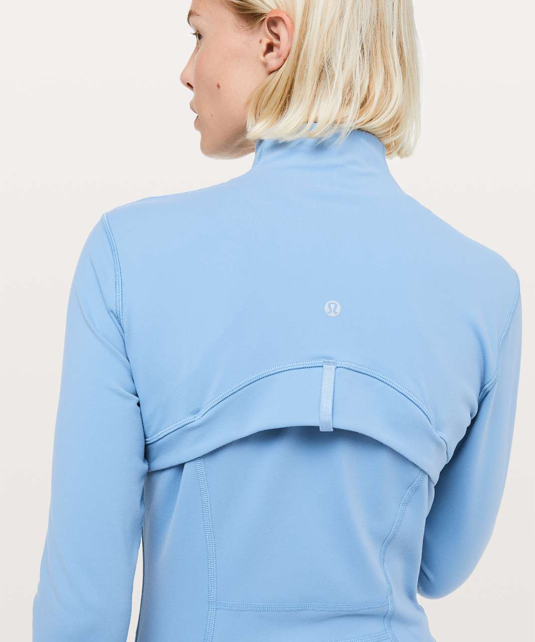 Lululemon Define Jacket - Cascade Blue