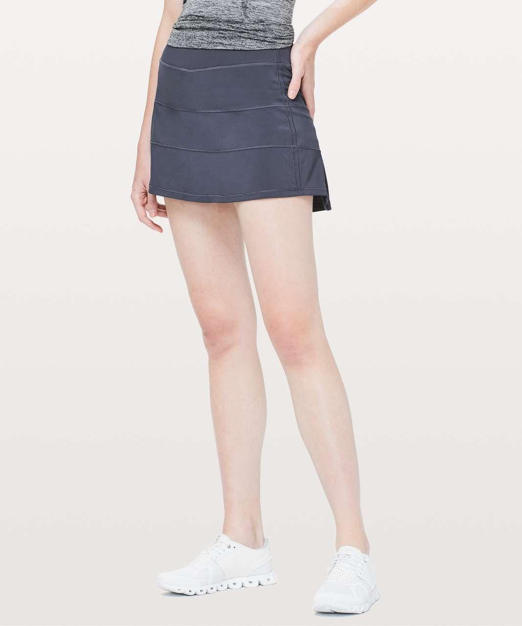 "Lululemon Pace Rival Skirt (Tall) *4-way Stretch 15"" - Cadet Blue"