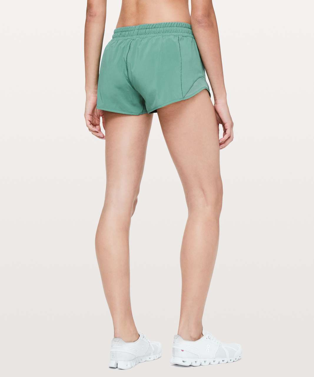 """Lululemon Hotty Hot Short II *2.5"""" - Frosted Pine (First Release)"""