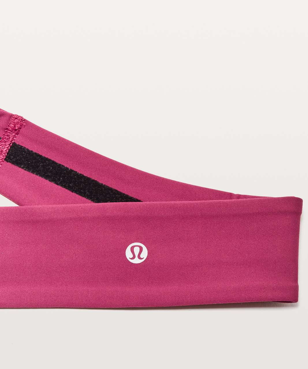 Lululemon Fly Away Tamer Headband II *Luxtreme - Star Ruby
