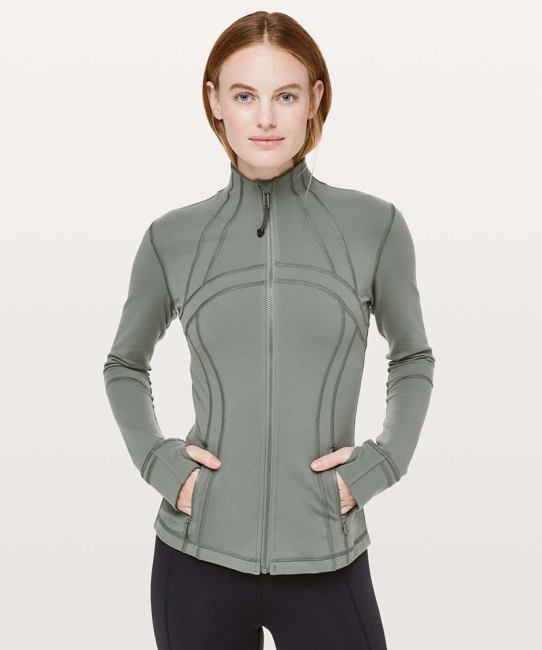 Lululemon Define Jacket - Misty Meadow