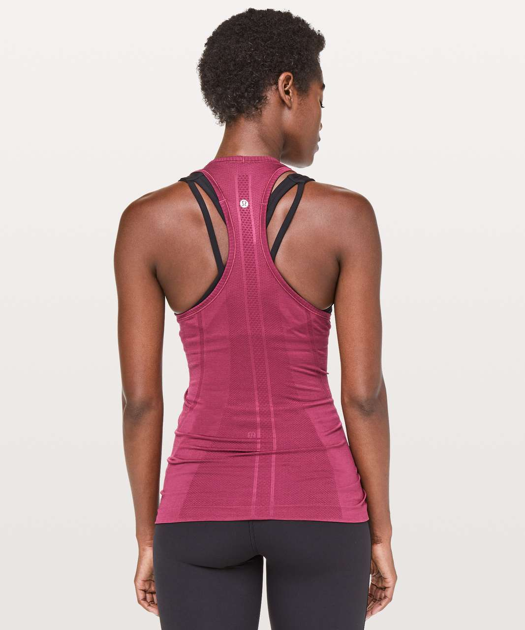 Lululemon Swiftly Tech Racerback - Star Ruby / Star Ruby