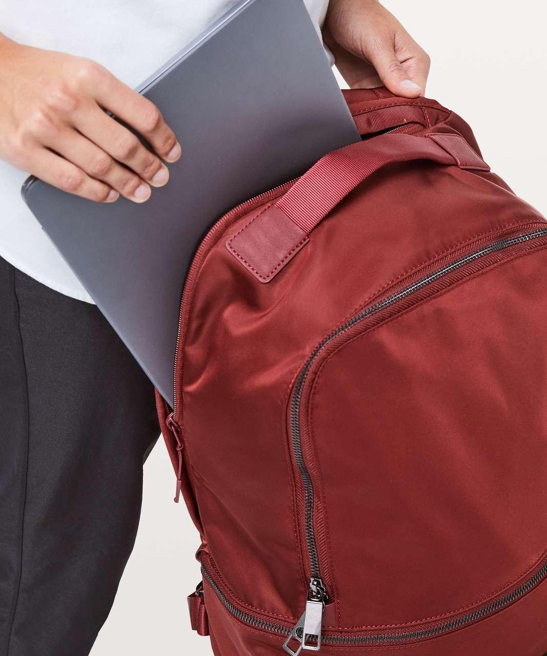 Lululemon City Adventurer Backpack *17L - Roman Red