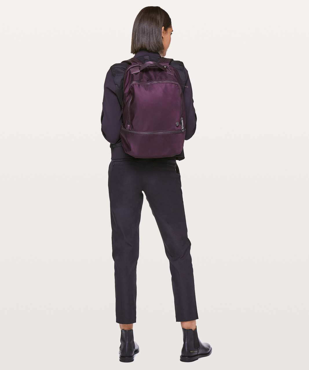 Lululemon City Adventurer Backpack *17L - Black Cherry (First Release)